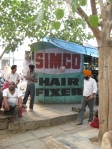 Delhi barber shop