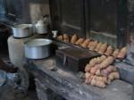 Tea stall: Varanasi